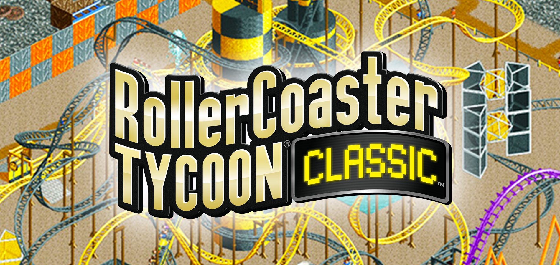 Chris Sawyer and Atari® Announce RollerCoaster Tycoon
